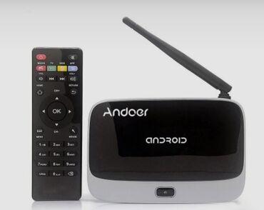 ANDROİD BOX Q7:Android funksiyası olmayan televizorları android tv-ə
