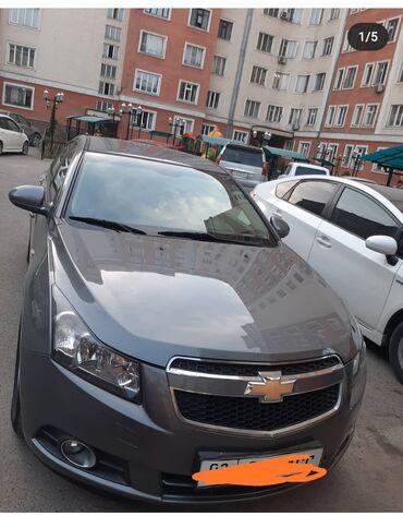 Chevrolet - Кыргызстан: Chevrolet Cruze 1.8 л. 2010   94000 км