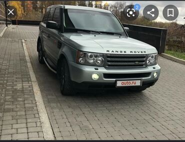 Land Rover - Кыргызстан: Land Rover Range Rover 2.7 л. 2007