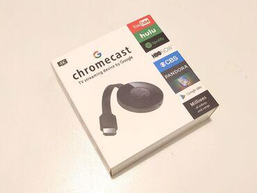 Google ChromecastOdlična zamena daleko skupljeg Google Chromecast