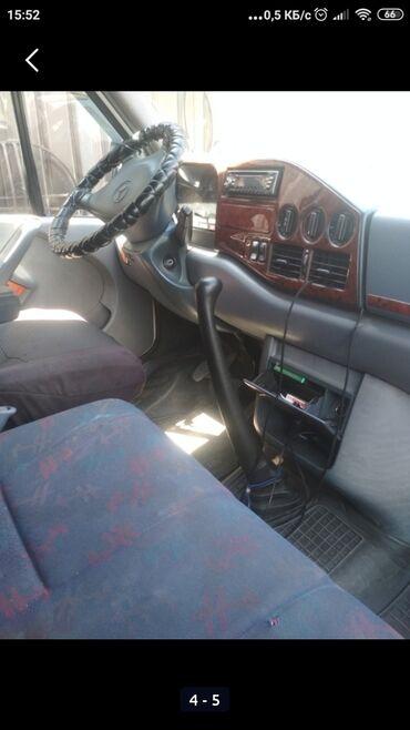 Mercedes-Benz - Модель: Sprinter - Кыргызстан: Mercedes-Benz Sprinter 2.9 л. 1999