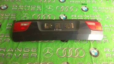 Нижний борт крышки багажника на Бмв е53 в Бишкек