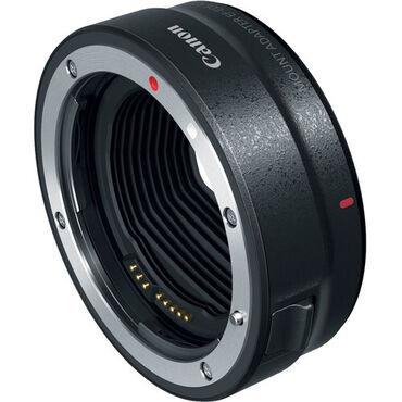 Canon Mount Adapter EF-EOS RXüsusiyyətləri:Canon EF/EF-S obyektivləri