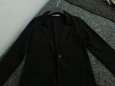 Sako crne boje - Srbija: Sako H&M Crne boje Xs velicine 450 din