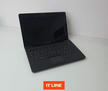 Ноутбук Lenovo IdeaPad S205⠀процессор AMD E350⠀оперативная память