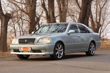 Toyota Crown 2.5 л. 2002 | 214000 км