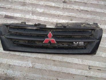 Решетка радиатора и многое другое на митсубиси паджеро носорог в Лебединовка