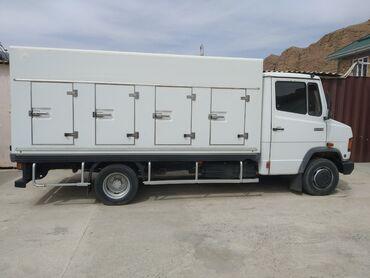 Мерседес гигант 814 в бишкеке - Кыргызстан: Мерседес гигант холодильник