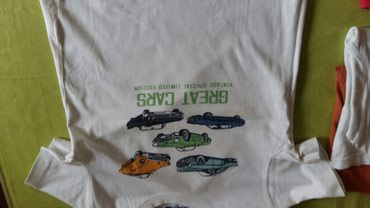 Majice za decake vel.5god (polovne )Sve zajedno za 600 din - Petrovac na Mlavi - slika 3