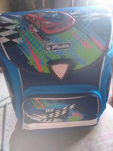 Sport i hobi - Novi Becej: Skolska torba za decake. Kvalitetna i veoma ocuvana