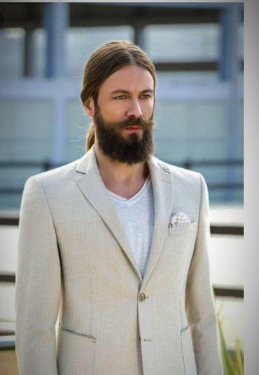 Пиджак+брюки+желет костюм брючный в Сокулук