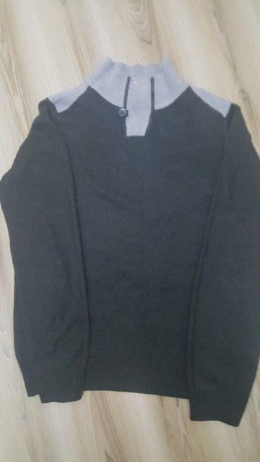 Мужской пуловер. Размер 46 / M. Производство Турции. в Бишкек
