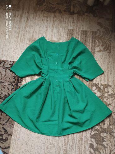 Новоекрасивоеоригинальное платье.Цвет поднимает настроение