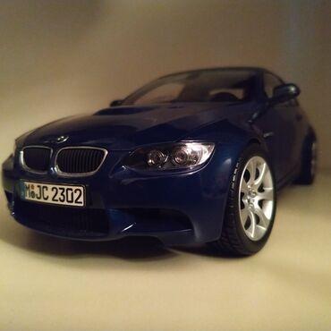 bmw m3 23 kat - Azərbaycan: BMW M3 (Sport) (1:18) (kyosho)