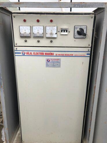 Stabilizatorlar, transformatorlar, generatorlar
