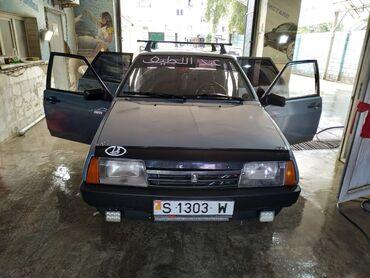 ВАЗ (ЛАДА) 21099 1.5 л. 1993