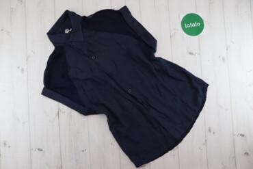 Жіноча блуза з напівпрозорими рукавами Yifei, р. М    Довжина: 63 см Р