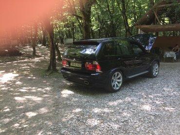 Bakı şəhərində BMW X5 2002