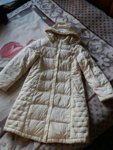 пальто на девочку-подростка. Размер  42-44 в Бишкек
