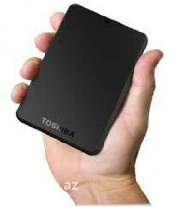 Bakı şəhərində 1 TB TOSHIBA usb-3. 0 xarici disk satilir..