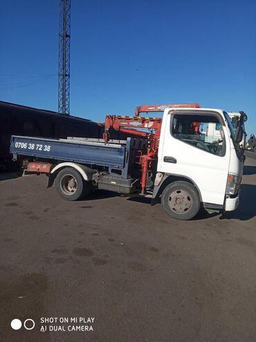 скотовоз услуги в Кыргызстан: Манипулятор | Стрела 3 м. 1 т | Борт 3 т