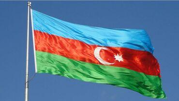 41 elan   BAYRAQLAR: Raşel parçadan Azərbaycan bayrağı100*200 sm75*150 sm50*100 smƏlavə