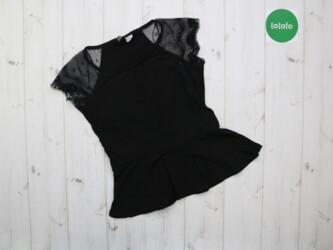 Шикарная женская блуза от бренда Divided,р.M        Длина: 51 см Пог