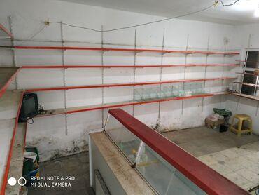 Mağaza vitrinleri - Азербайджан: Salam.Magaza kimi cox muddet isleyib klentli yerdi, 18 kvadrat
