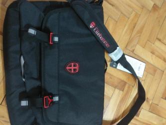 Putna-torba - Srbija: Ellehammer torba za pisao,laptop. pogodna za put,extra