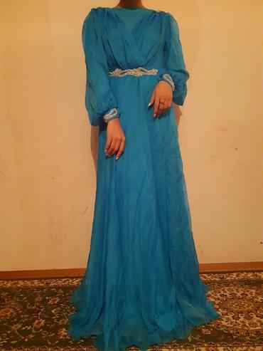 вечерние платья для свадьбы в Кыргызстан: Красивое вечернее платье. одевала один раз на свадьбу. индивидуальный