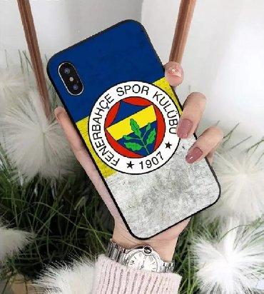 """Другие аксессуары для мобильных телефонов в Ширван: """"Fenerbahçe"""" telefon arxalıqları iPhone 5/5s/SE"""