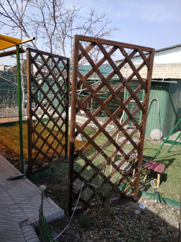 Такие решетки украсят любой огород, в Шопоков