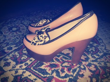 продаю туфли. за 1800с. покупала за 2500с в Корумду
