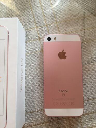 Mobilni telefoni - Leskovac: Polovni iPhone SE Zlatno-roze (Rose Gold)