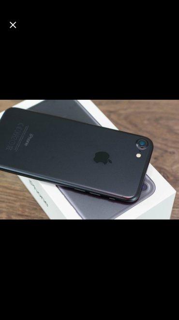 Iphone 7. 32g я одна пользовалось )торг есть в Бишкек