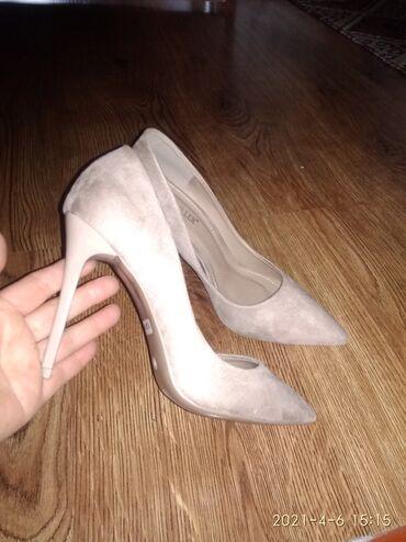 Личные вещи - Шопоков: Туфли 39 размер, маломерят. Ни разу не надевала, размер не подошел