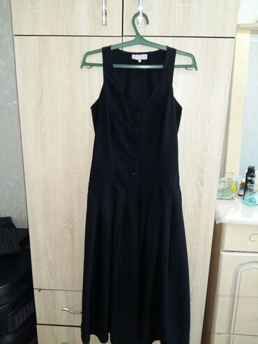 Платья - Вечернее - Бишкек: Продаю платье сарафан жен турция м-размер в идеальном состоянии