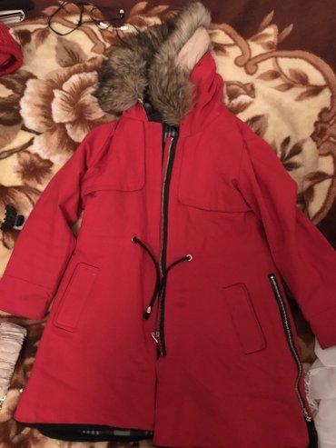 qırmızı busqalter - Azərbaycan: Qırmızı selıqelı strec materıallı palto40 azn