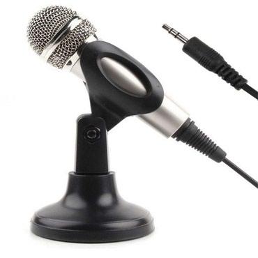 Микрофон Lupuss M-8 в Бишкек