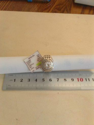 Перстень мужской 2000, второй за 1300 сом, б.у в Бишкек