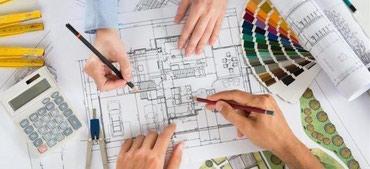 Архитектор-дизайнер. Проекты от А до Я. в Бишкек