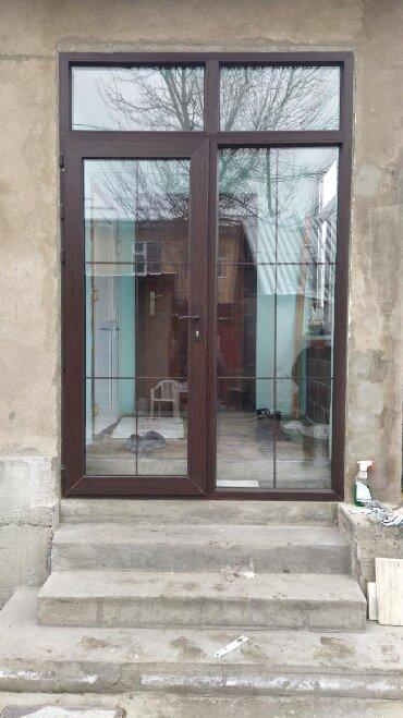 пвх пластик бишкек in Кыргызстан | ОКНА: Пластиковые окна двери.В наличии турецкиероссийские профили!4х и 5