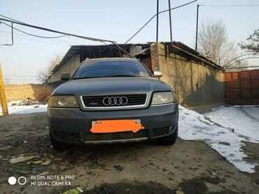 audi allroad quattro в Кыргызстан: Audi A6 Allroad Quattro 2.7 л. 2000