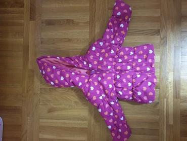 Dečije jakne i kaputi | Subotica: Jaknica za devojčice Vel 9-12 meseci u odličnom stanju