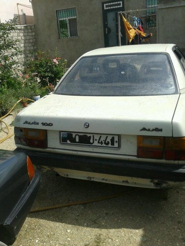 audi 100 2 2 quattro - Azərbaycan: Audi 100 1986
