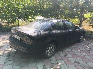 туманки на машину в Кыргызстан: Chevrolet Alero 2.4 л. 2001