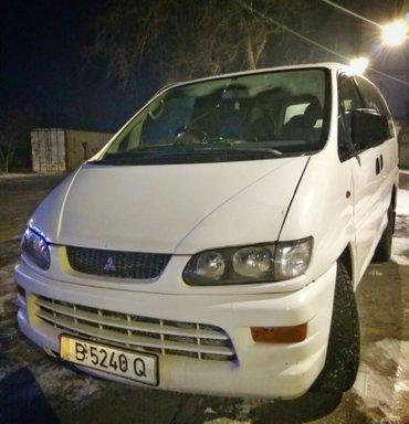срочноооо! продам mitsubishi delica объем 2. 4, год 2000, привод задни in Бишкек