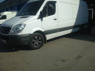 диски литые спринтер в Кыргызстан: Mercedes-Benz 2.2 л. 2009   240000 км