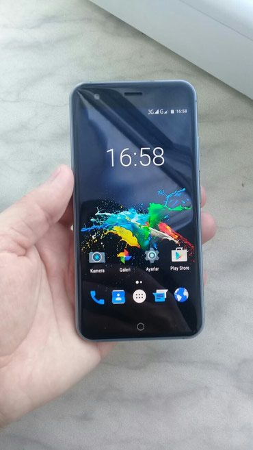 Bakı şəhərində Ulefone telefon satilir tecili.Yaddasi 16.GB,ram2.Android 6.0.telefon