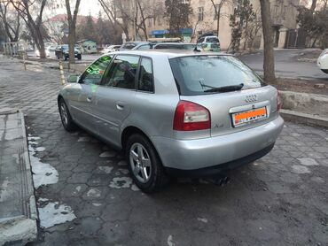 игровые автоматы в Кыргызстан: Audi A3 1.8 л. 2003 | 122000 км